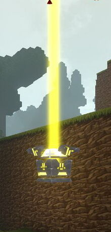 Creativerse Yellow Beacon001
