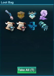 Creativerse diamond mining cell thing loot 2019-04-03 23-45-56-962