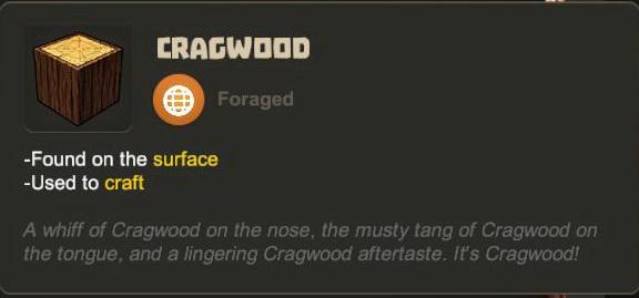 Cragwood