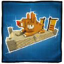 Blueprint Pigsy Statue