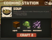 Creativerse Soup Molasses and Questionable JerkyR32