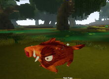 Creativerse Feral Pigsy in Swamplands01
