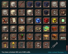 Creativerse Premium Section messed up01