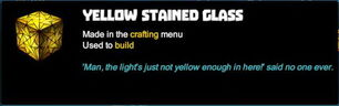 Creativerse tooltips R40 072 goo blocks crafted colored glass