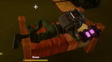 Creativerse bed too small R31