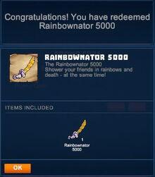 Creativerse Rainbownator new001