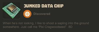 Pixi cragwoodseed