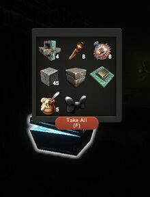 Creativerse Obsidian treasure chest58