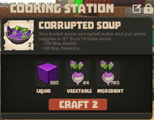 Creativerse cooking recipes R23 341