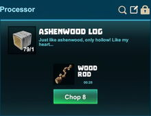 Creativerse processing ashenwood logs 2018-05-10 16-14-23-38