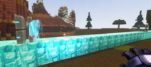 Creativerse Fans used on Ice R33001