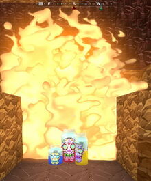 Creativerse fire skull candles 2017-12-14 03-47-31-58