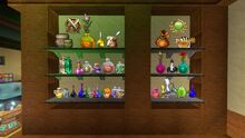 Creativerse shelf display 01 by Ajonee001