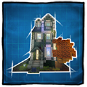 Blueprint Haunted House