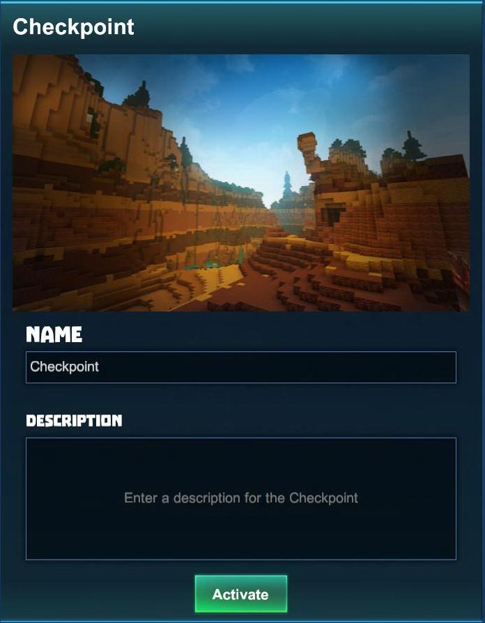 Checkpoint | Creativerse Wiki | FANDOM powered by Wikia