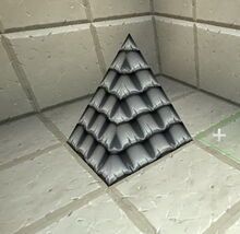 Creativerse R41,5 roof corners inner and outer55