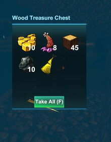 Creativerse party hat yellow 2017-06-04 11-23-25-44 treasure chest