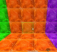 Creativerse Orange Block of Goo022201