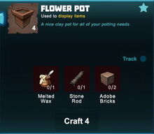 Creativerse 2017-07-07 19-00-10-09 crafting recipes R44 furniture flower pot