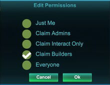 Creativerse permission setting claim builders 2017-11-18 15-50-43-62