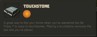 Creativerse Touchstone