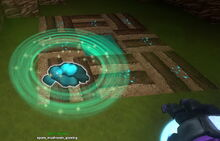 Creativerse glowing mushrooms fertilized growing from spores 2019-02-01 01-34-47-20