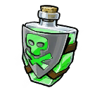 Potion Shield Posion
