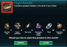 Creativerse idol login bundle extra large 2018-10-28 09-27-07-67