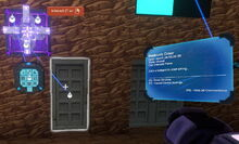 Creativerse R33 wiring bedrock door interaction customized001