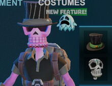Creativerse pumpkiru's top hat black 2017-11-02 15-19-03-03