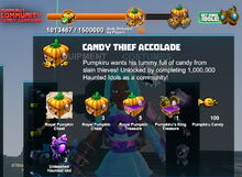 Creativerse candy thief accolade before claiming ingame 2017-10-28 02-04-26-25