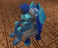 Creativerse x diamond chair1228