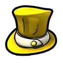 Top Hat Yellow