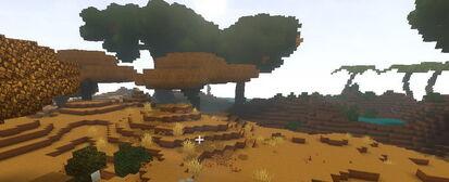 Creativerse Savanna Jungle Palmtrees001