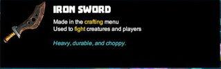 Creativerse sword tooltip 19