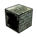 Wall Brick Haunted