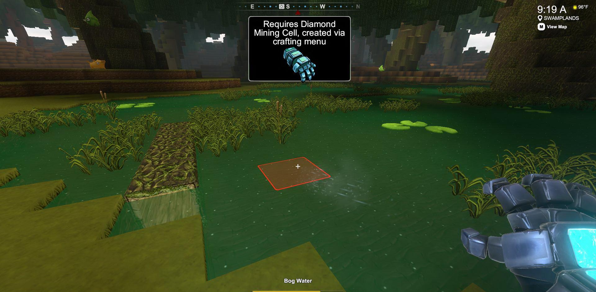 Bog Water Creativerse Wiki Fandom Powered By Wikia Starbound Wiring Creations
