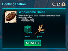 Cooking station-Bread-Wholesome bread-R50