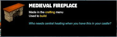 Creativerse R41 colossal castle medieval fireplace tooltip01