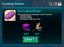 Cooking station-Bread-Corrupted bread-R50