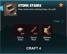 Creativerse crafting recipes R41,5 stairs10