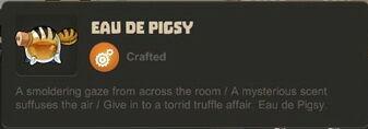 Creativerse Eau de Pigsy010