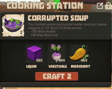 Creativerse cooking recipes R23 342