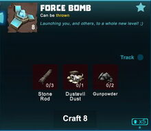 Creativerse force bomb crafting 2019-06-15 14-34-45-61