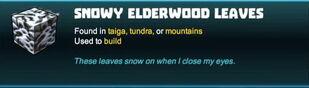 Creativerse snowy elderwood leaves 2018-09-30 12-19-20-72