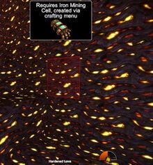Creativerse hardened lava iron mining cell 2018-07-09 12-15-32-44