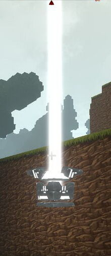 Creativerse White Beacon001