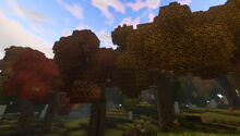 Creativerse autumnwood trees three types001