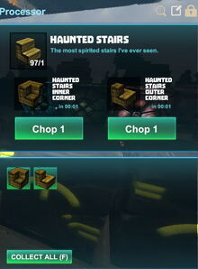 Creativerse R41,5 processing corners for stairs 523