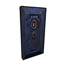 Door Obsidian Iron